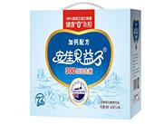 安佳果益子发酵型乳酸菌340mlx8瓶