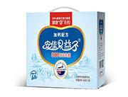 安佳果益子发酵型乳酸菌饮料340mlx8瓶(礼盒)