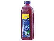 格蕾美蓝莓饮品1L