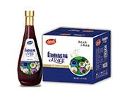 自由蓝莓果汁1.5Lx6瓶