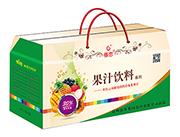 傣恋果园果汁饮料230mlx8瓶礼盒