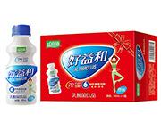 益和源乳酸菌饮品原味340mlx12瓶箱装