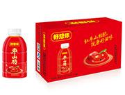 好想你枣山楂红枣山楂果肉饮料380ml×12瓶