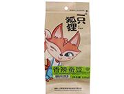 一只狐狸香辣蚕豆