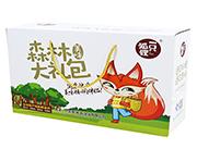 一只狐�休�e食品