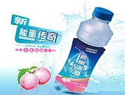 能量传奇水蜜桃果味饮料600ml