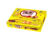 旺旺泡芙144g(巧克力味)