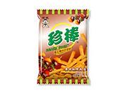 旺旺珍棒21g(黑胡椒烤肉味)