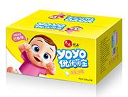 养元优品优优萌宝含乳饮品200mlx12罐黄