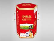 烟台江中中老年高钙无蔗糖饮品250mlx12盒礼盒装