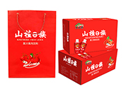上山果山楂e族果汁饮料