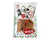 蔡春牌北极霸主烤香鱼75克