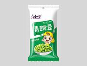 �跣○^牛肉味青豌豆60g