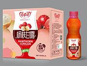 喜牵喜水果捞山楂桂圆lehu国际app下载1000mlx6瓶