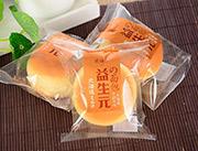 梁福吉益生元面包牛奶风味展示
