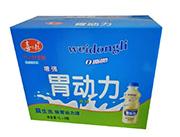 喜三郎胃动力原味乳酸菌1lx8瓶