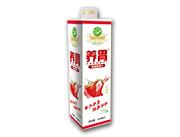 味臻养胃乳酸菌果汁草莓味1000ml盒装