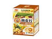 高纤宝香菇木耳鸡肉燕麦片