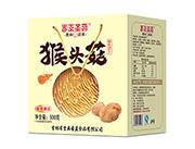 吉亚圣蓝猴头菇酥性饼干500g