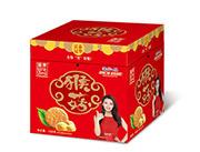 富泰冠华猴菇饼干1008克