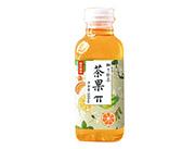 鼎好茶果π柚子绿茶500ml