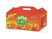 盛澜甜橙汁350mlx6瓶