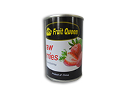 绿盛草莓罐头