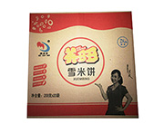 美多多雪米饼208克x20袋