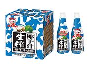 椰果生榨椰子汁1.25L×6瓶