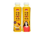 ���M福芒果牛奶500ml