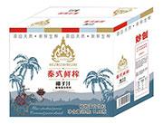 妙创泰式鲜榨椰子汁1L×8瓶