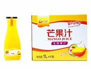 恒爱芒果汁1lx6瓶