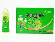 恒爱芦荟葡萄汁500lx15瓶