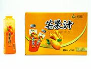 恒爱芒果汁500lx15瓶