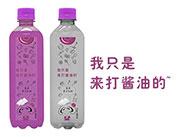 懋源蓝莓果汁饮料480ml瓶装