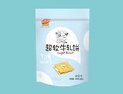 润德康超软牛轧发酵饼干海苔味180克