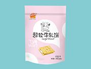 润德康超软牛轧发酵饼干奶盐味180克