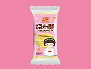 润德康烧米酥韧性饼干30克