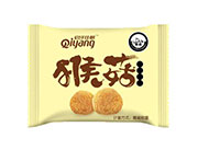 启洋佳帆猴菇饼干散装