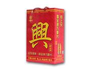 万事兴凉茶植物饮料礼品袋装