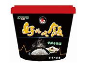 民信香辣杏鲍菇方便米饭