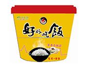 民信酱香杏鲍菇米饭