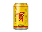 魏宝草本植物凉茶310ml