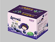 豫善堂生榨蓝莓汁420MLX15瓶