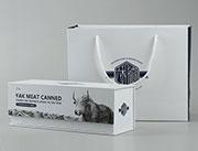 六和德高原牦牛肉罐头礼盒装