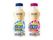 养乐舒乳酸菌(原味、草莓味)340ml