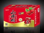 新江源山楂树果汁饮料箱装