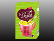 今跃冰糖蜂蜜菊花茶200克