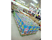 百家赞缤淇淋超市专柜