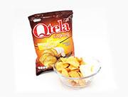 Qtela Q乐薯木薯片 奶酪芝士味60克